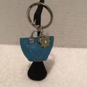 Brighton Miniature Purse Key Ring NWOT